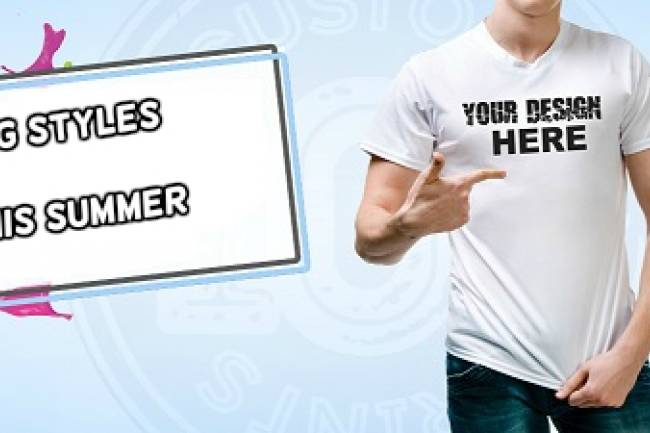 T-Shirt Wearing Styles for This Summer